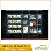 A4-A0 LED crystal acrylic light frame / hanging LED light box