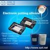 silicone potting alternative of epoxy resin potting for PCB