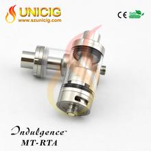 Unicig RTA tank disposable vaporizer pen mutation x rta vape
