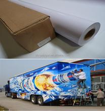 wholesale self adhesive vinyl rolls from shanghai factory