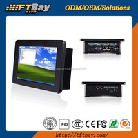 7 inch J1900 rugged 1280X800 industrial embedded panel pc