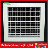 hvac system aluminum ceiling egg crate grille air diffuser