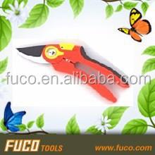 High Quality Garden Tool/Garden Pruner/ADJUSTABLE HANDLE OPENING SIZE