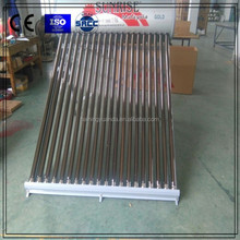 Compact Unpressurized Solar Water Heater With Long Use Life for family bathing