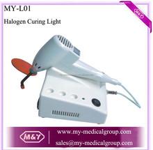 Dental Halogen Curing Light Dental Curing Light Machine