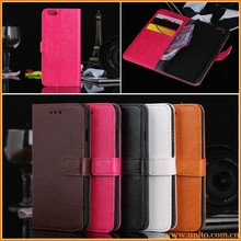Mobile Accessory Hot New Products for 2015,for iPhone6 Plus Wallet Case,for iPhone 6 Cover
