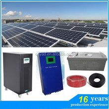 Household Off Grid Solar Power Product 3KW,Hot Sale Utility Grid Connected Solar Power System,5KW 10KWSolar Production Equip