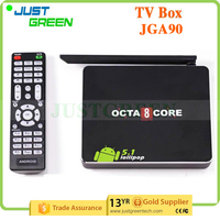 TV Box RK3368 Android 5.1 Octa core&64-bit JGCSA90 Support Mini MicroSD(TF) up to 32GB