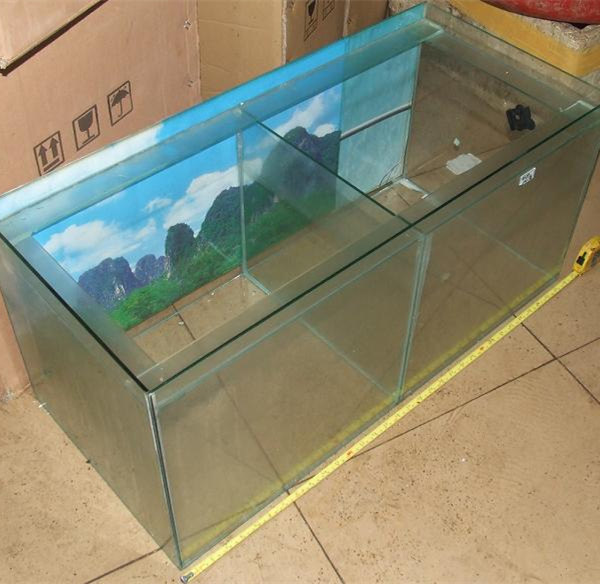 Large acrylic aquarium fish farming tank aquarium for sale for Fish pond tanks for sale