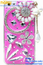 Very Cute Full Diamond Bling Bling Rhinestone Phone Case For iPhone 6
