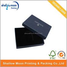 wholesale custom design custom jewelry packaging box