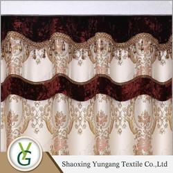 Made in China Bedroom use Wholesale curtain turkey