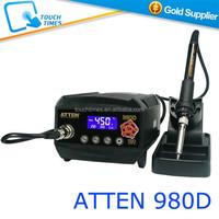 ATTEN AT980D Digital Display ESD Safe 80W Soldering Iron Station