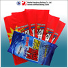 wholesale custom made printed clear laundry plastic dry cleaning bags