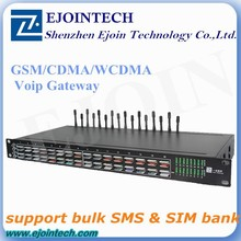 16 channel voip product gsm gateway voip call box goip-16