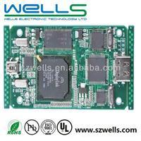 Burning IC Program and Assemble PCB Components