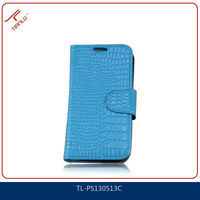 High quality wallet card holder Leather Case For samsung galaxy s4 i9500 New fresh style leather case for samsung s4