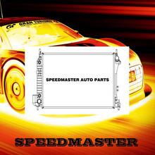 All aluminum racing radiator for SAAB 9-3 SERIES 03-07