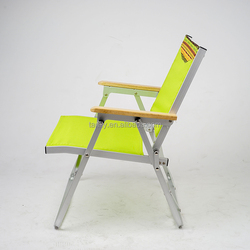 Outdoor Furniture General Use and Metal Material camping folding chair