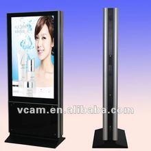 "55"" Full HD Kiosk Double Side Advertising Players"