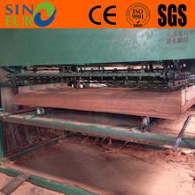 Exact thickness 0.3mm+ Grade A/B/C/D/E gurjan wood face rotary cut natural wood veneer