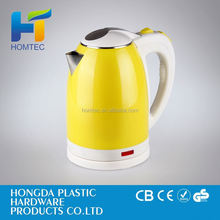 1.2 l trade assurance supplier family mini stainless steel ss electric kettle and tea pot samovar