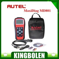 2013 Top rated Professional Autel Multi functional Scan Tool MaxiDiag PRO MD801(JP701 + EU702 + US703 + FR704)