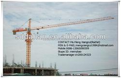 5T / 6T QTZ63(5013) Tower Crane