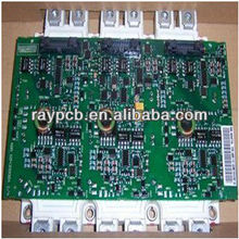 12 layer, Frequency conversion controller PCBA,copy Gerber file,manufacturing of printed circuit board