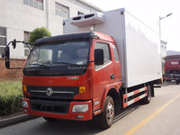 Durable new coming aluminum alloy refrigerated van
