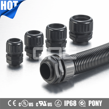 Manufacturer Price Watertight Corrugated Conduit Fitting With CE