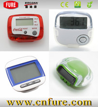 promotional multifunction digital step counter