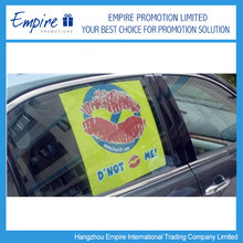 Hot Sale Customized Promotional Static Cling Window Sunshade