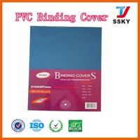 High Quality Wholesale portable cheap a4 pvc cover high quality notebook