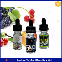 15ML E-Liquid Vape Juice Glass Bottles FREE SAMPLES