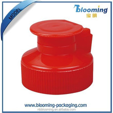 Special 24/410 plastic flip top cap from China