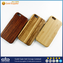 [NP-2384] Special Premium Real Bamboo Environmental Eco-friendly Phone Case for iPhone 6/6S
