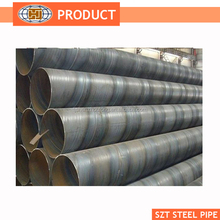 decorative welded stainless steel round/square/spiral/emboessed/oval pipe with 0.25mm to 3.0mm wall