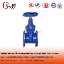 Cast Iron Resilient stem gate valve
