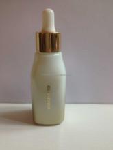 Pipette bottle, square oil bottle, colored essential oil bottle