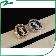 Yiwu 2015 elegant beautiful wholesale fingernail earring posts