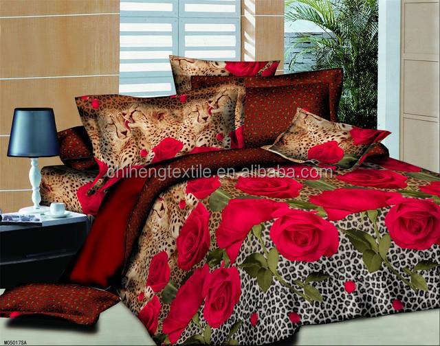en gros chine usine polyester parure de lit 3d couette ensembles id de produit 60419318085. Black Bedroom Furniture Sets. Home Design Ideas