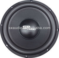 New designed Colorful Car Subwoofer 8""