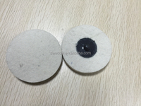 100% pure wool felt saddle pads for industry