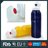 promotional 750ml soccer plastic sports bottle cheap plastic water bottle in different shapes