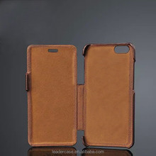 2015 fashion pu leather mobile phone case for iphone 6