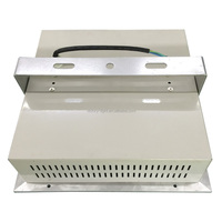 CE RoHS Certificated Luminaire 120W Outdoor Gas Station LED Canopy Light Ceiling installation