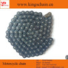 45Mn blue colored motorcycle roller chain 420 428 428H