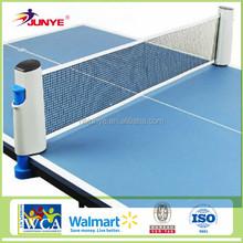 Ningbo Junye mini portable table tennis net