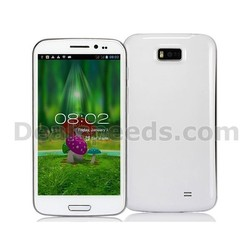 "for Caesar H9500+ 5.3"" Android 4.1 Media Tek MTK6589 Quad Core 1.2GHz 3G Phablet Cell Phone Android Phone"